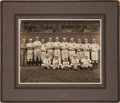 Baseball Collectibles:Photos, 1913 Portland Colts Original Cabinet Photograph with Dave Bancroft and Harry Heilmann from The Dave Bancroft Collection. . ...