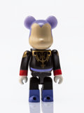 Fine Art - Sculpture, American:Contemporary (1950 to present), BE@RBRICK X Pepsi NEX X Gundam. Gihren Zabi 70%, 2010. Painted cast resin. 2 x 1 x 0-1/2 inches (5.1 x 2.5 x 1.3 cm). St...