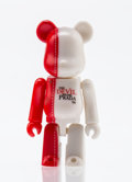 Fine Art - Sculpture, American:Contemporary (1950 to present), BE@RBRICK X Pepsi NEX. The Devil Wears Prada 70%, 2007. Painted cast resin. 2 x 1 x 0-1/2 inches (5.1 x 2.5 x 1.3 cm). S...