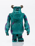 Fine Art - Sculpture, American:Contemporary (1950 to present), Disney. Sully, from Monster's Inc.. Painted cast resin. 2-3/4 x 1-3/4 x 1 inches (7.0 x 4.4 x 2.5 cm). Stamped on th...