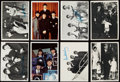 """Non-Sport Cards:Sets, 1963-64 Topps """"John F. Kennedy"""" & """"Beatles"""" Set Collection (5)...."""