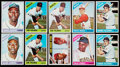 Baseball Cards:Lots, 1966 Topps Baseball Collection (155) With Stars. ...
