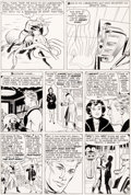 Original Comic Art:Panel Pages, Jack Kirby and Don Heck Tales to Astonish #44 Page 11 Original Art (Marvel, 1963)....