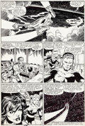 Original Comic Art:Panel Pages, John Byrne and Terry Austin Fantastic Four #286 Page 3Original Art (Marvel, 1986)....