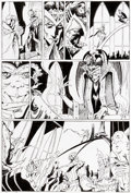 Original Comic Art:Panel Pages, P. Craig Russell and Michael T. Gilbert Elric #1 Page 3Original Art (Pacific Comics, 1983)....