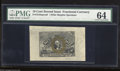 Fractional Currency:Second Issue, Fr. 1244SP 10c Second Issue Wide Margin Back Specimen PMG Choice Uncirculated 64. Bold bronzing is a highlight of this well ...