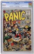 Golden Age (1938-1955):Humor, Panic #12 (EC, 1956) CGC VF 8.0 Off-white to white pages....