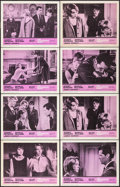 """Movie Posters:Drama, The Children's Hour (United Artists, 1962). Lobby Cards (8) (11"""" X14""""). Drama.. ... (Total: 8 Items)"""