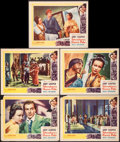 "Movie Posters:Adventure, The Adventures of Marco Polo (United Artists, 1937). Lobby Cards(5) (11"" X 14""). Adventure.. ... (Total: 5 Items)"