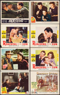 "Movie Posters:Drama, Men of Boys Town & Others Lot (MGM, 1941). Lobby Cards (8) (11"" X 14""). Drama.. ... (Total: 8 Items)"