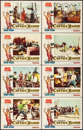 """Movie Posters:Swashbuckler, The Son of Captain Blood (Paramount, 1963). Lobby Card Set of 8 (11"""" X 14""""). Swashbuckler.. ... (Total: 8 Items)"""