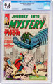 Journey Into Mystery #101 (Marvel, 1964) CGC NM+ 9.6 Off-white pages