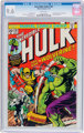 The Incredible Hulk #181 (Marvel, 1974) CGC NM+ 9.6 White pages