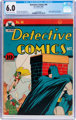 Detective Comics #44 (DC, 1940) CGC FN 6.0 Cream to off-white pages