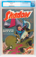 Golden Age (1938-1955):Superhero, Shadow Comics V3#6 Mile High Pedigree (Street & Smith, 1943) CGC NM 9.4 White pages....