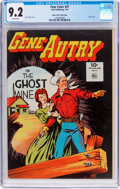 Golden Age (1938-1955):Western, Four Color #47 Gene Autry - Mile High Pedigree (Dell, 1944) CGC NM- 9.2 White pages....