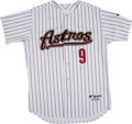 Baseball Collectibles:Uniforms, 2007-09 Hunter Pence Game Worn Houston Astros Jersey. . ...