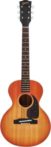 Musical Instruments:Acoustic Guitars, Circa 1966 Gibson B-25 Sunburst Acoustic Guitar, Serial # 410078....