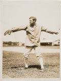 Baseball Collectibles:Photos, 1927 Babe Ruth Original News Photograph from Spring Training,PSA/DNA Type 1. . ...