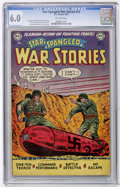 Golden Age (1938-1955):War, Star Spangled War Stories #13 (DC, 1953) CGC FN 6.0 Off-whitepages....