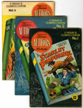Golden Age (1938-1955):Classics Illustrated, Stories by Famous Authors Illustrated Group (Seaboard Pub.,1950-51) Condition: Average FN+.... (Total: 13 Comic Books)