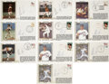 Autographs:Letters, Nolan Ryan Signed First Day Covers Lot of 17. Exceptionalcollection of First Day Covers is perfect for fans of perhapsthe...