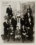 """Miscellaneous Collectibles:General, Early 1960's NASA """"The New Nine"""" Signed Photograph.. ..."""