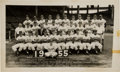 Baseball Collectibles:Photos, 1955 Brooklyn Dodgers Oversized Original Photograph - Given to Players & Officials, PSA/DNA Type 1. . ...