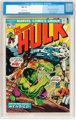 The Incredible Hulk #180 (Marvel, 1974) CGC NM 9.4 Off-white pages