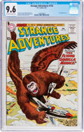 Silver Age (1956-1969):Science Fiction, Strange Adventures #125 (DC, 1961) CGC NM+ 9.6 Off-white to whitepages....