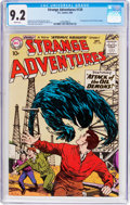 Silver Age (1956-1969):Science Fiction, Strange Adventures #120 (DC, 1960) CGC NM- 9.2 White pages....
