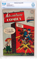 Golden Age (1938-1955):Superhero, Adventure Comics #110 (DC, 1946) CBCS VF/NM 9.0 Off-white to white pages....