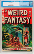 Golden Age (1938-1955):Science Fiction, Weird Fantasy #8 Gaines File Pedigree 3/12 (EC, 1951) CGC NM+ 9.6Off-white to white pages....