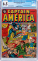 Captain America Comics #9 (Timely, 1941) CGC FN+ 6.5 Cream to off-white pages