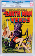 Golden Age (1938-1955):Science Fiction, An Earth Man on Venus #nn (Avon, 1951) CGC NM- 9.2 Off-white towhite pages....
