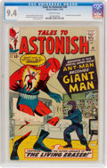 Silver Age (1956-1969):Superhero, Tales to Astonish #49 (Marvel, 1963) CGC NM 9.4 Off-white pages....
