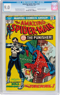 Bronze Age (1970-1979):Superhero, The Amazing Spider-Man #129 (Marvel, 1974) CGC VF/NM 9.0 Off-white to white pages....