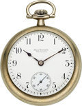 Timepieces:Pocket (pre 1900) , Ball, Elgin Grade 333 Official RR Standard Santa Fe Logo C...