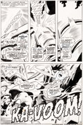 Original Comic Art:Panel Pages, Gene Colan and Johnny Craig Tales of Suspense #99 Story Page9 Original Art (Marvel, 1968)....