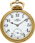 Timepieces:Pocket (post 1900), Ball Choice 19 Jewel Official RR Standard. ...