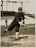 Baseball Collectibles:Photos, 1910's Eddie Cicotte Original Photograph by Thompson, PSA/DNA Type1.. ...