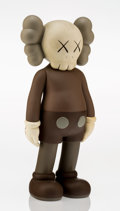 Fine Art - Sculpture, American:Contemporary (1950 to present), KAWS (American, b. 1974). Companion, Five Years Later(Brown), 2004. Painted cast vinyl. 14-3/4 x 6-1/2 x 3-1/2inches (...