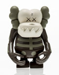 Fine Art - Sculpture, American:Contemporary (1950 to present), KAWS X Bounty Hunter. Skull Kun (Brown), 2006. Painted castvinyl. 7 x 5 x 3-1/4 inches (17.8 x 12.7 x 8.3 cm). Edition ...