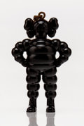 Fine Art - Sculpture, American:Contemporary (1950 to present), KAWS (American, b. 1974). Chum (Black), keychain, 2009.Painted cast vinyl. 2 x 1-1/2 x 1 inches (5.1 x 3.8 x 2.5 cm). S...