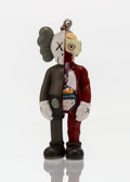 Fine Art - Sculpture, American:Contemporary (1950 to present), KAWS (American, b. 1974). Dissected Companion, keychain,2009. Painted cast vinyl. 2 x 1-1/2 x 1 inches (5.1 x 3.8 x 2.5...