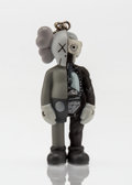 Fine Art - Sculpture, American:Contemporary (1950 to present), KAWS (American, b. 1974). Dissected Companion (Grey),keychain, 2009. Painted cast vinyl. 2 x 1-1/2 x 1 inches (5.1 x3....