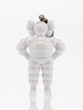 Fine Art - Sculpture, American:Contemporary (1950 to present), KAWS (American, b. 1974). Chum (White), keychain, 2009.Painted cast vinyl. 2 x 1-1/2 x 1 inches (5.1 x 3.8 x 2.5 cm). S...