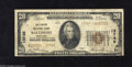 National Bank Notes:Maryland, Baltimore, MD - $20 1929 Ty. 2 Baltimore NB Ch. # 13745 This bankwas not chartered until August 1933. It only issued T...