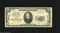 National Bank Notes:Missouri, Saint Louis, MO - $20 1929 Ty. 1 The Boatmen's NB Ch. # 12916 Thisis a great tradesman title on a bank that was locate...