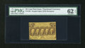 Fractional Currency:First Issue, Fr. 1281 25c First Issue PMG Uncirculated 62 EPQ....